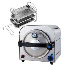 14 Liter Dental Autoclave Steam Sterilizer Medical Sterilizition Dampfsterilisat