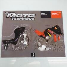 Revue technique d atelier E.T.A.I pour moto Suzuki 800 VX 1990 à 1993 N°97