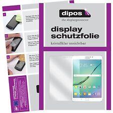 2x Samsung Galaxy Tab S2 8.0 LTE T715 Schutzfolie klar Displayschutzfolie Folie