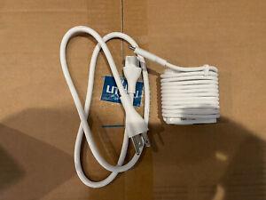 Genuine Dell Latitude 5289 5290 7370 7389 7390 45W USB-C Power Adapter WHITE