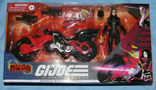 Gi Joe Classified BARONESS WITH COBRA COIL Cobra Island Target Exclusive sealed