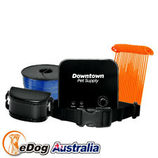 Rechargable Waterproof Electronic Dog Barrier Hidden Pet Electric Fence System