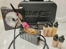 Luminess Air Airbrush System ICON LI-300RGTC with Make-Up & Case Rose Gold