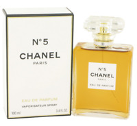 Chanel NO.5 by Chanel Eau de parfum women's 3.4 fl. oz / 100 mL New and Sealed