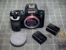 Sony a7 Body with Extras