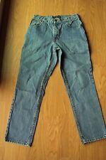 Womens L.A. Blues 100% Cotton Medium Wash Denim Jeans Size 6P Petite Slim