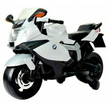 Best Ride On Cars Bmw 12 V Motorcycle, White