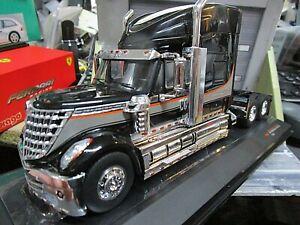 INTERNATIONAL Lonestar black 2010 LKW Truck Camion Zugmaschine IXO 1:43