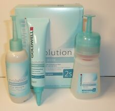 Goldwell Evolution Perm #2 Soft Brighter Colored Highlighted Hair Set