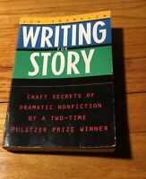 Reference: Writing for Story : Craft Secrets of Dramatic Nonfiction by Jon...