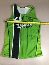 Mt Borah Womens Tri Top Triathlon Jersey Size Small S (6910-5)