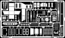 EDUARD 1/32 ALOUETTE II graver pour Revell kit #32043