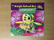 The Magic School Bus® Plants Seeds - A Book About How Things Grow (Scholastic)