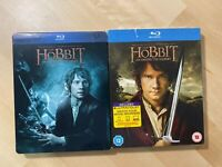 The Hobbit - An Unexpected Journey Steelbook Blu Ray