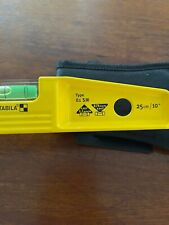 STABILA SCAFFOLDERS / BOAT / TORPEDO MAGNETIC LEVEL HOLSTER AND FREE POSTAGE