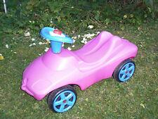 Wader Action Racer Pink Little Princess - Rutscher Rutscherauto Laufauto rosa