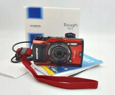 Olympus Tough TG-5 12.0MP Kompaktkamera - Rot