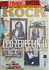 More details for classic rock magazine led zeppelin iv ++ - july 2021 / issue 289 - new in bag