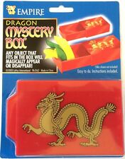 Magic Dragon Mystery Drawer Box Beginner Vanish Change Toy Gift Magician Money