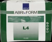 Abdl Adult Diaper Abena Abri-form L4 Cloth Back Sample 2 Pack Size ...