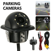 170° Car Parking Camera Reversing Rear View Reverse Waterproof Universal HD Kit