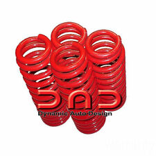 4 New DropZone lowering springs for 05-06 Acura RSX
