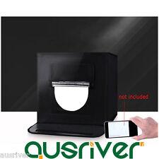 """40cm/16"""" Portable Mini Photo Studio Shooting Tent Cube Light Soft Box LED Boards"""