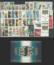 1994 annata completa  nuova MNH 53 valori + 1 BF