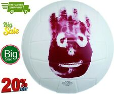 Wilson Cast Away Volleyball (WTH4615) White/Red