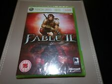 Fable 2 II Xbox 360** New & Sealed**