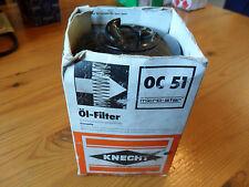 KNECHT, filtro olio, parte no. 51 OC