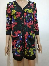 Roberto Cavalli floral top/ midi dress