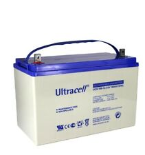 Batteria ULTRACELL 12V/100Ah Deep Cycle GEL lunga durata