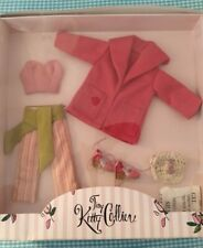 "Tonner Tiny Kitty Collier, Summer Chic outfit, 10"" doll, pants, jacket, Mib,"