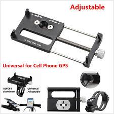 Universal Aluminum Motorcycle Bike Bicycle Handlebar Cell Phone GPS Mount Holder