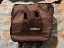 Ortlieb Black Waterproof Trunk Bag