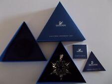Swarovski Crystal 2007 Annual Christmas Ornament  New (MIB)