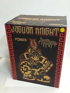 Jesse Hernandez Jaguar Knight new in box vinyl art pobber toys