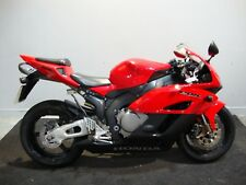 2004 HONDA CBR1000RR CBR FIREBLADE RED SPORTS BIKE NATIONWIDE DELIVERY AVAILABLE