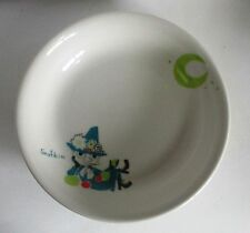 THE STORY OF MOOMIN VALLEY BOWL - SNUFKIN