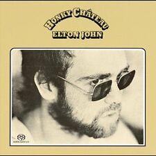 ELTON JOHN - HONKY CHATEAU - SACD SUPER AUDIO CD 5.1  NEW!  SEALED!