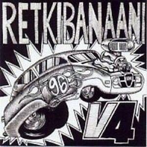 RETKIBANAANI - V4 -  MUSIC CD