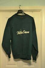 Crable Sportswear Notre Dame Fighting Irish Sweatshirt size Xl