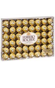 Ferrero Rocher Fine Hazelnut Chocolates 48 Pieces - 600 gms