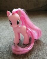 My Little Pony Pinkie Pie Pink Pony Horse 8cm Pink Hair Mane Tail Balloons