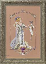 Mirabilia Cross Stitch Chart. MD158 Lady Mirabilia  Cheap Shipping.