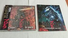 Godzilla Version English New + Illustration Pc Engine Turbo Duo Super Cd Rom2