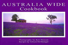 Valwyn McMonigal : Australia Wide Cookbook Highly Rated eBay Seller Great Prices