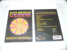 ELVIS COSTELLO & THE IMPOSTERS - THE REVOLVER TOUR - DVD -2011 -19 TRACKS-