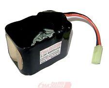 Vacuum cleaner Battery Ni-MH Sub C 7.2V 4000mAh for Model Toys w/Mini KET SC_6SX